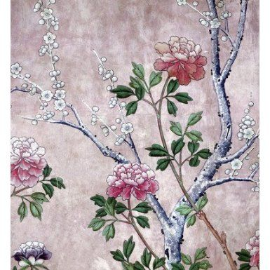 Chinese Wallpaper (Print On Demand) Code VA12440 Wallpaper. China, c.1790. Availability: Standard Prints usually despatched within 2 to 4 days.  Framed Prints, Large Format Prints (A1, A0), Art Prints, and  Canvas Prints despatched within 1 - 3 weeks. $20 8x10