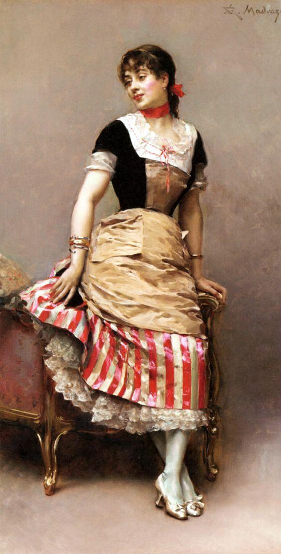 Raimundo de Madrazo y Garreta (1841-1920).