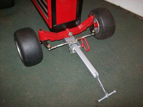 Cart Steering Axles Wheel Horse Suburban Front Axle