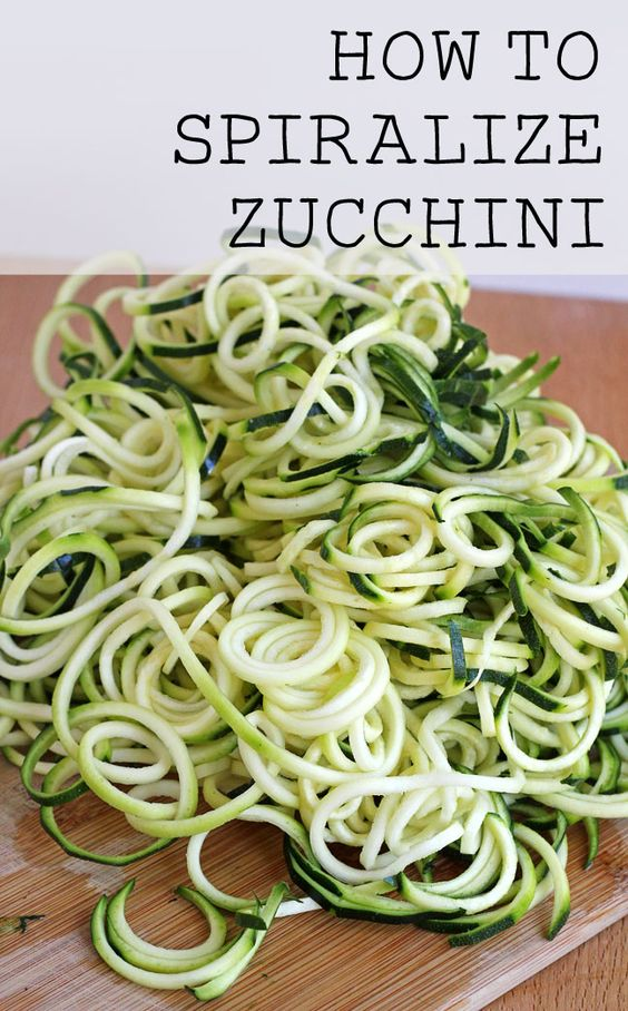 how to spiralize zucchini it 39 s so easy to make delicious