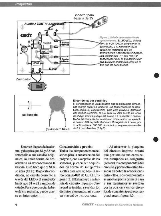 34 proyectos de electronica... - Taringa!