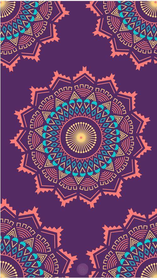 15 Poderosos mandalas para llevar como fondo de pantalla | Mandala ...