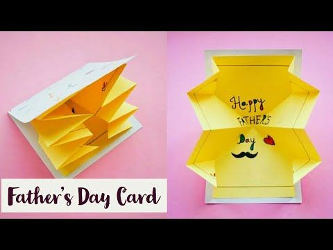 Diy Fathers Day Explosion Card Handmade Pop Up Card For Fathers Day Cute Ideas F Diy Happy Father S Day Card Father S Day Greeting Cards Father S Day Diy
