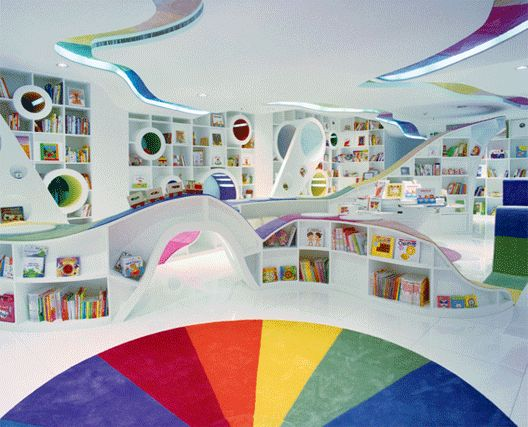 KID'S REPUBLIC in Beijing // Sako Architects