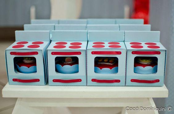 Cupcakes no forninho: prontos pra viagem!: