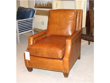 Shop For Hickory White Furniture Outlet One Of A Kind Leather Chair By Precedent 1833840 And