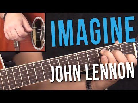Youtube Guitarras Acusticas Aulas De Violao E John Lennon