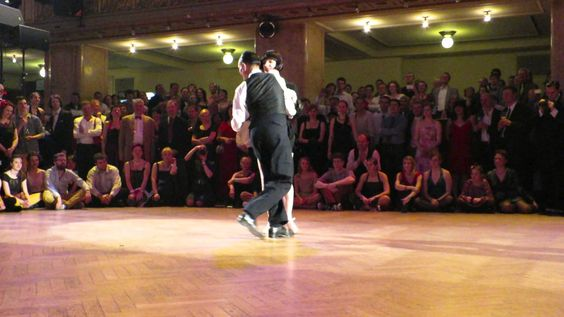 PSSF 2014 Peter Loggins and Katja Hrastar swung it to Havelka Melody Mak...