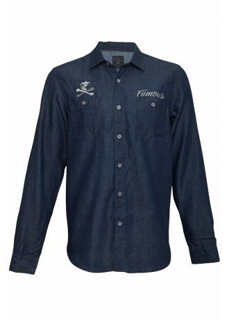Famous Stars & Straps Wrench Shirt, £59.99