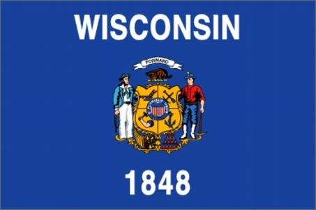 WI state flag - Google Search
