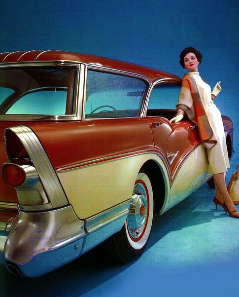 Buick Century Station Wagon For Sale: I Would Drive This In A Heartbeat. 1958 Buick Century