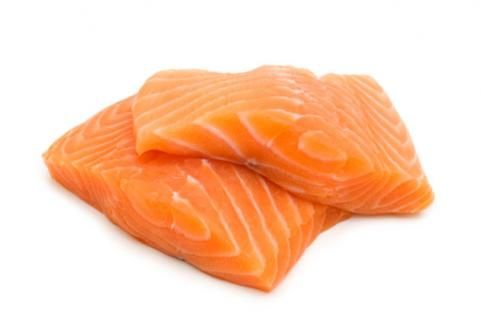 Top 10 Muscle Building Foods - Salmon