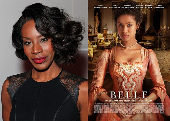 Amma Asante director of Belle