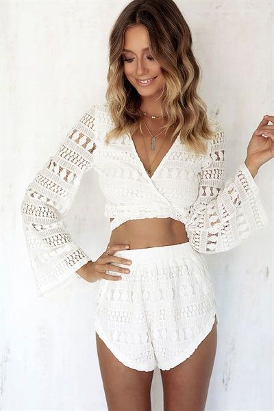 Buy Lola Lace Set Online - Tops - Women's Clothing & Fashion ...