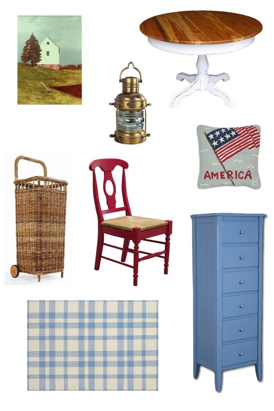 Decor Ideas for a cabin in the country or cottage by the lake!