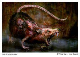 Filth Rat by karichristensen