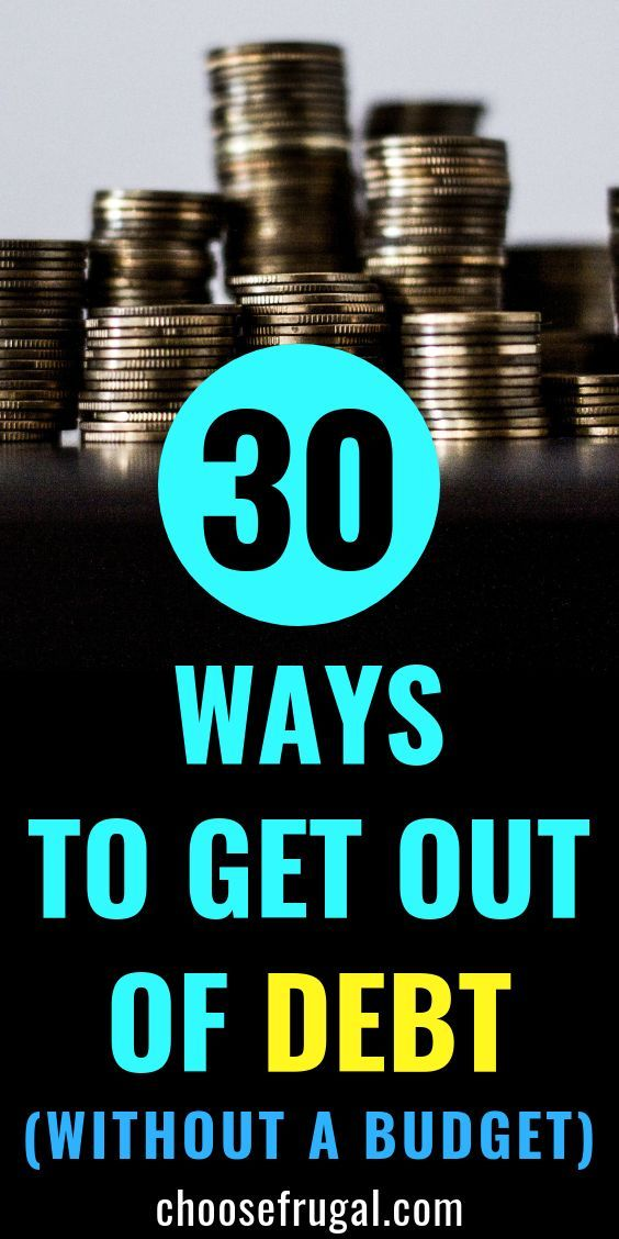 How To Get Out Of Debt With No Money Strategies For Success Debt Free Get Out Of Debt Debt