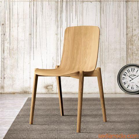 Colico Design Dandy Sedia Legno Sedie Sedia Moderna