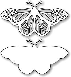 Fancy Butterfly - DIE059-N:
