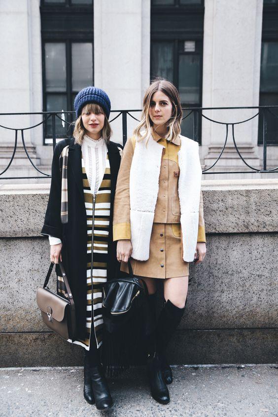 Street Style invitadas New York Fashion Week | Galería de fotos 64 de 90 | GLAMOUR