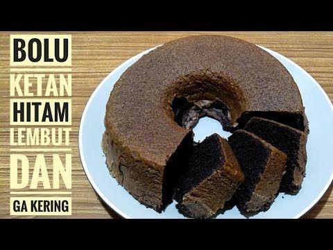 Resep Bolu Ketan Hitam Lembut Dan Ga Kering Youtube Kue Ketan Kue Lezat Makanan