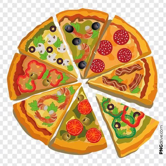 Pin Di Marie Du Toit Su Pizza Party Pizza Png Guida Al Disegno