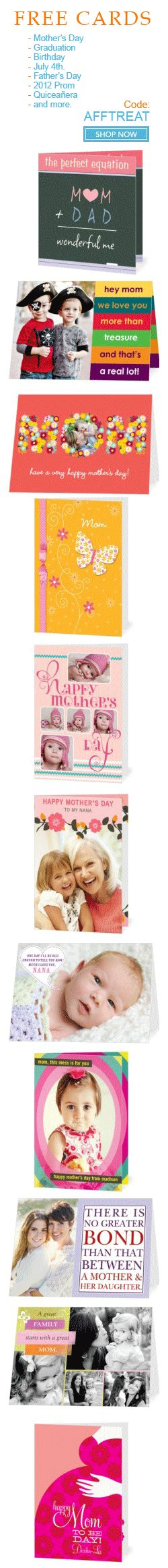 Customize your first card Free! Any occasions, Any Cards!     http://invitationsforanyoccasion.com/?afftrack=pinterest