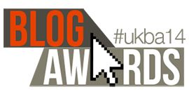 My blog has been put forward for the National UK Blog Awards. Please cast your vote for it here, thank you: http://www.blogawardsuk.co.uk/blog-entries/all-things-ic/