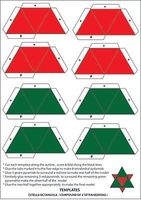 Xplore & Xpress: Fun with Mathematics - Stellations in 2D & 3D