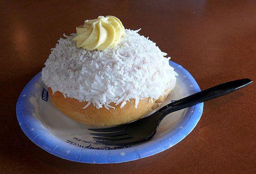 @Laura Cardone DeSantis For Ben -- School Bread Recipe served at Kringla Bakeri Og Kafe in EPCOT at Disney World
