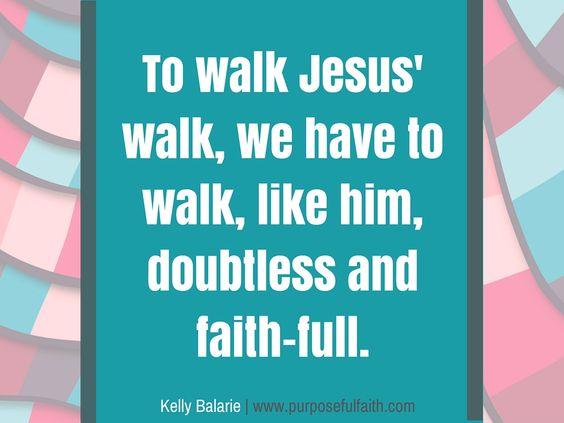 Fight Trials like Jesus - Kelly Balarie Christian Blog