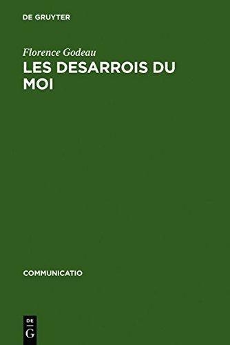 Les Désarrois Du Moi /  Florence Godeau, 1995 http://bu.univ-angers.fr/rechercher/description?notice=000815005