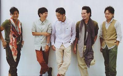 TOKIO笑顔が素敵な壁紙