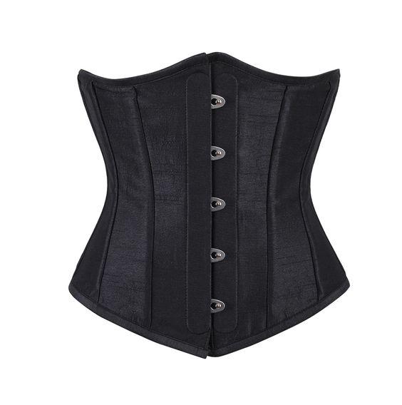The Violet Vixen - Vixen Basics Black Underbust, $50.00 (http://thevioletvixen.com/corsets/vixen-basics-black-underbust/)