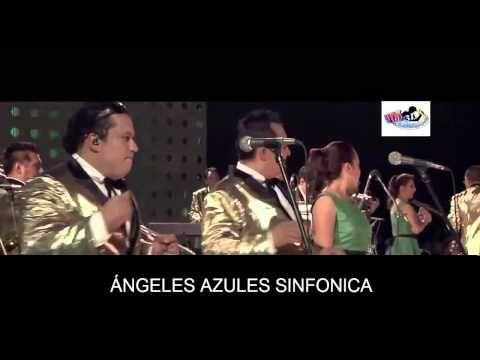 Angeles Azules Sinfonica Mix Dj 3l El Original Youtube Mixing Dj Dj Universal Music