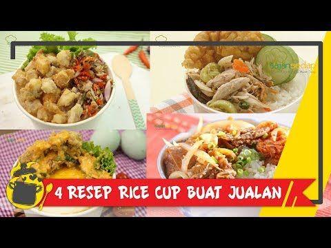 4 Resep Rice Bowl Buat Jualan Enak Semua Youtube Rice Bowls Food And Drink Food