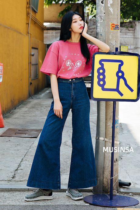 #MUSINSA Street #KModel style 2018