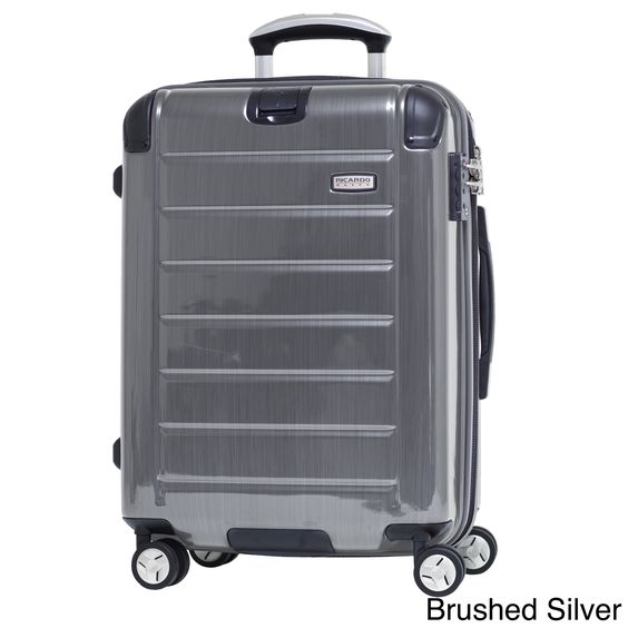 Ricardo Beverly Hills Roxbury 2.0 Hardside 21-inch Carry-on Spinner Upright Suitcase