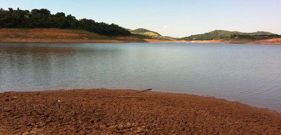 Tecnologia ajuda a entender a crise da água