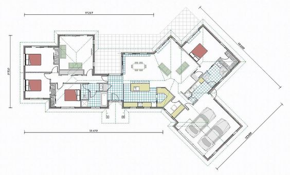 Http Classaction4charity Org Plans The Marvelous Of L Shaped House Plans With 2 Car Garage Digital Html