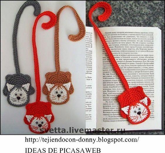 Tejidos a crochet ganchillo patrones regalos para el - Detalles de ganchillo para regalar ...