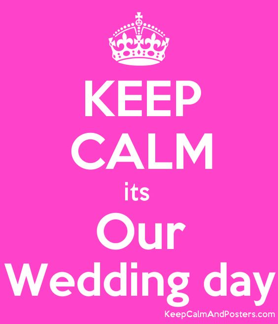 KEEP CALM its  Shadi's wedding