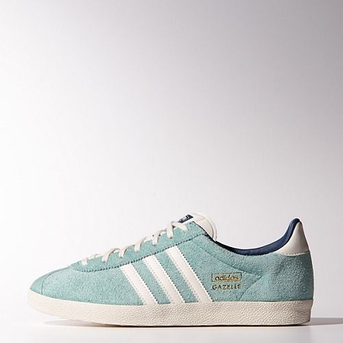 Adidas Gazelle Mint Green