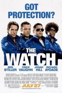"Movie Review: Ben Stiller, Jonah Hill and Vince Vaughn star in ""The Watch"""