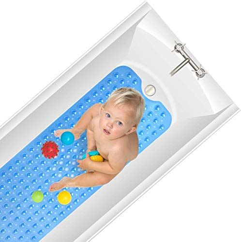 Yueetc Bathroom Tub Mat Extra Soft And Absorbent Machine Wash