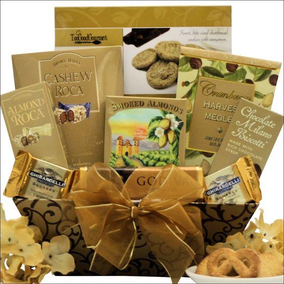 Gourmet Kosher Gift Basket Small Blueberry Creek Gift Baskets