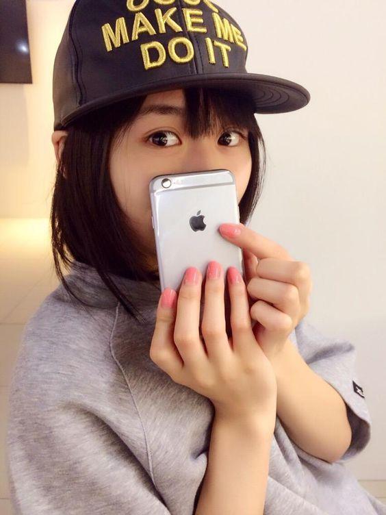 """Kokoro Naiki  内木志 on Twitter: """"iPhone6デビュー✨ グレーにしました♪ 携帯カバー何にしよう^_^ http://t.co/DVicOWCMpf"""""""