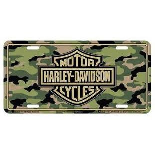 harley davidson license plates front auto tags hitch covers decals