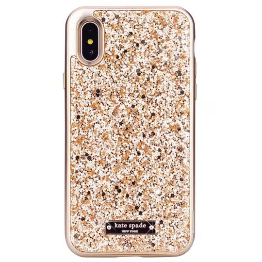 kate spade iphone x case iphone 6s plus cover Set gold | Iphone ...