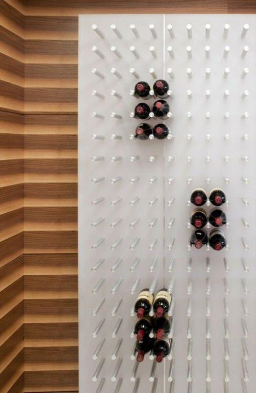 Botelleros de dise o - Botelleros de pared ...